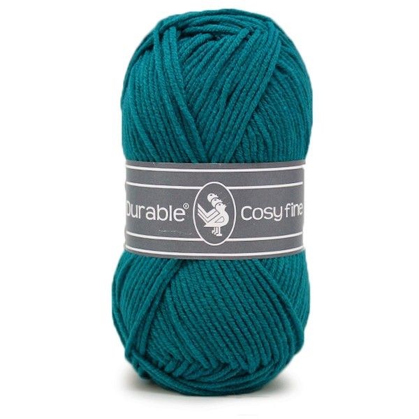 Durable Cosyfine col.2142 / Teal