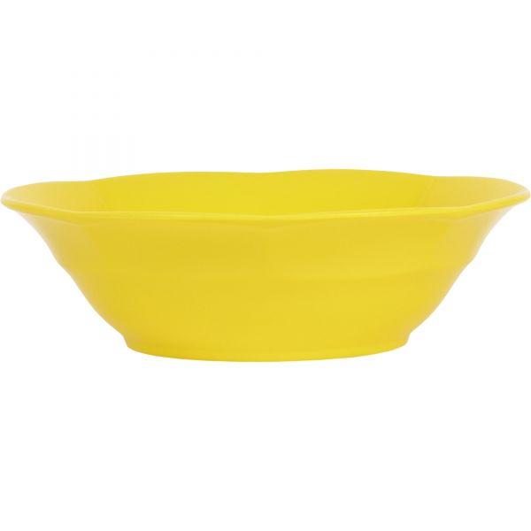Melamin Schüssel yellow von Rice