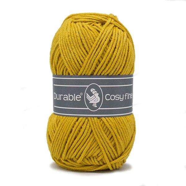Durable Cosyfine col.2182 / Ochre