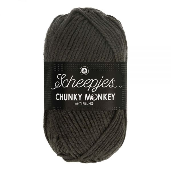 CHUNKEY MONKEY col.2018 - Dark Grey