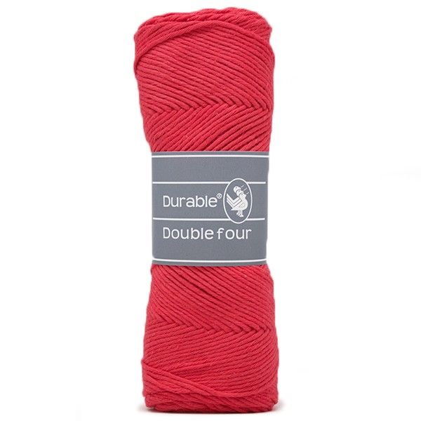Durable Double Four - 316 - red