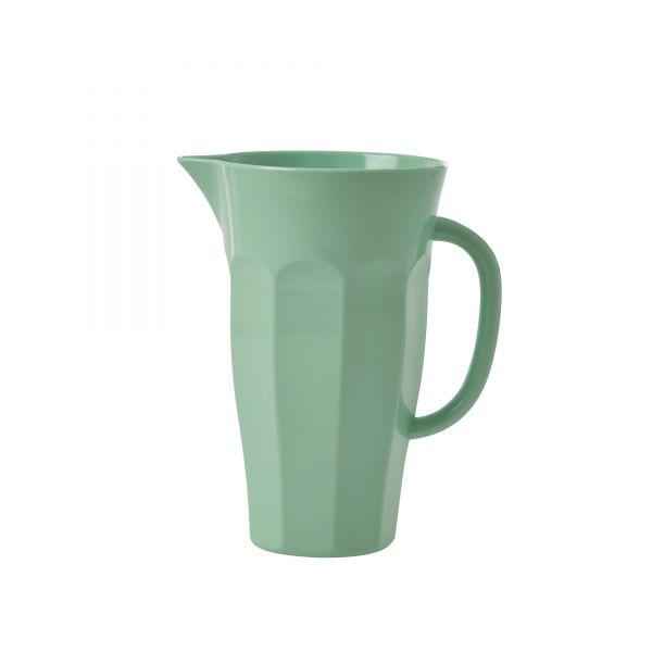 Melamin Pitcher Pastel Green von Rice