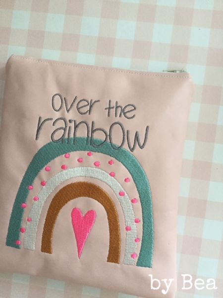 "Etui ""Over The Rainbow"""