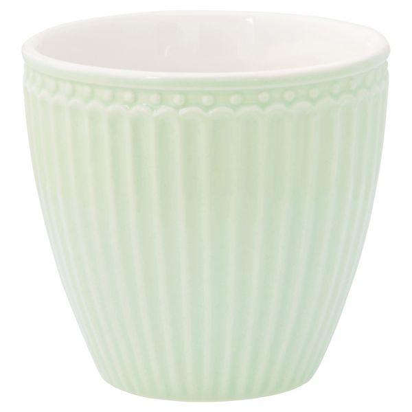 Latte cup Alice pale green von GreenGate