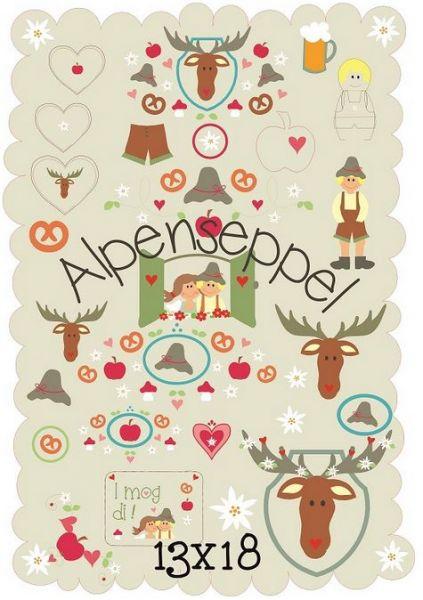 Alpenseppel 13x18