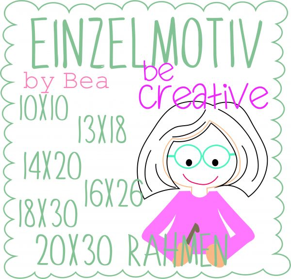 be creative ( Alle Rahmengrößen )