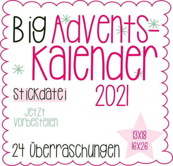 Big Adventskalender 2021