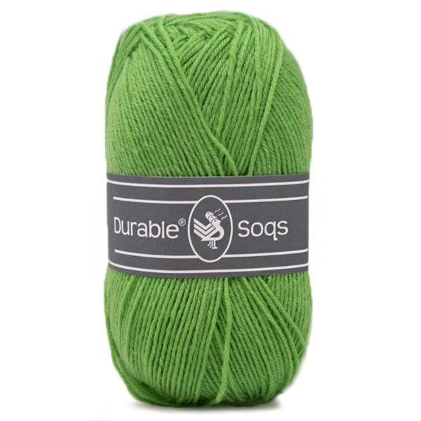 Durable Soqs col.403 / parrot green