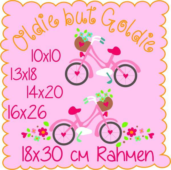 Oldie but Goldie fiets ( Alle Rahmengrößen )